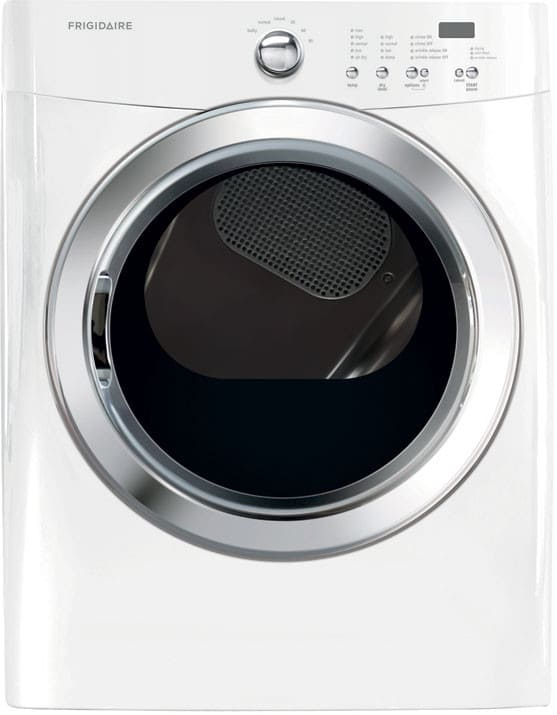 Frigidaire Ffqe5100pw 27 Inch 7 0 Cu Ft Electric Dryer