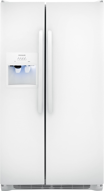 Frigidaire Ffss2614qp 36 Inch Side By Side Refrigerator