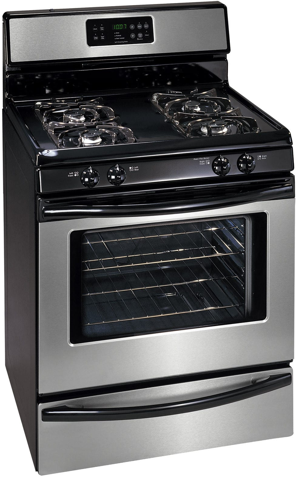Frigidaire Fgf368gc 30 Inch Freestanding Gas Range With 4