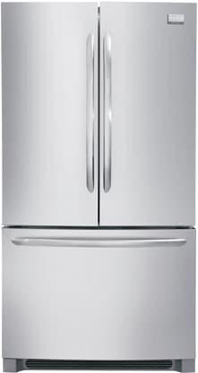 Frigidaire Fghn2866pf 36 Inch French Door Refrigerator