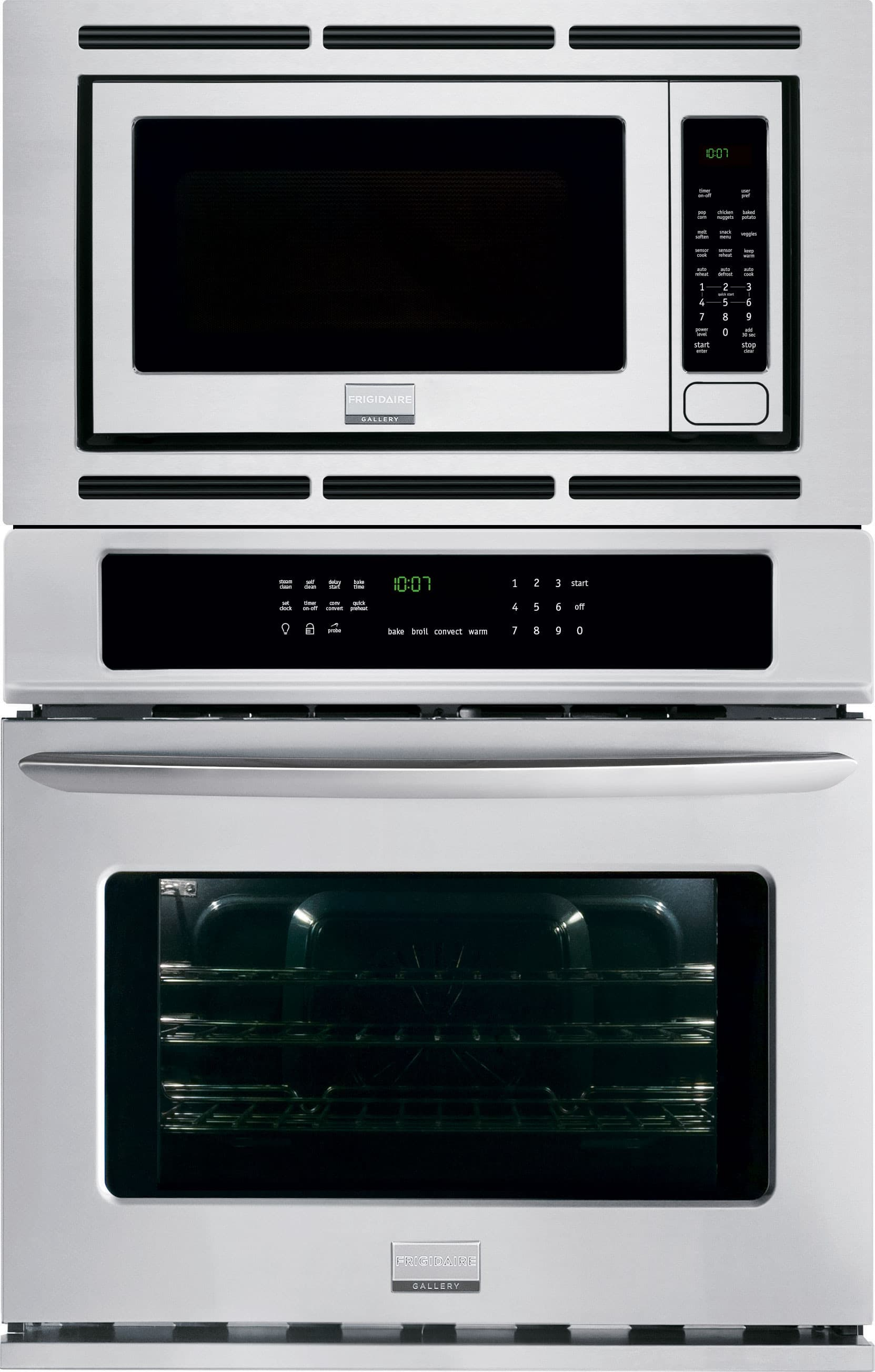 Frigidaire Fgmc2765pf 27 Inch Combination Wall Oven With 3