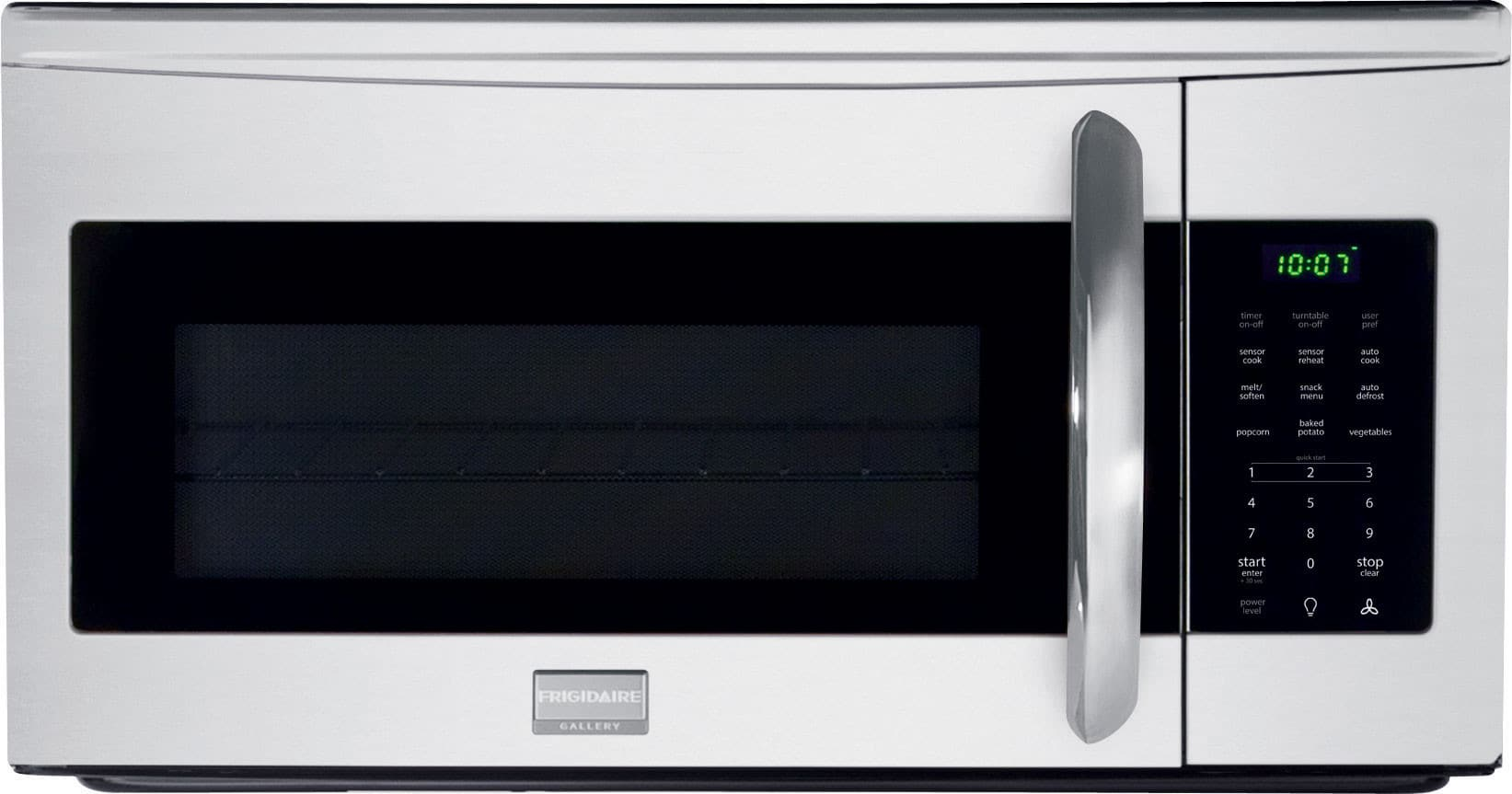 Frigidaire Fgmv175qf 30 Inch Over The Range Microwave Oven