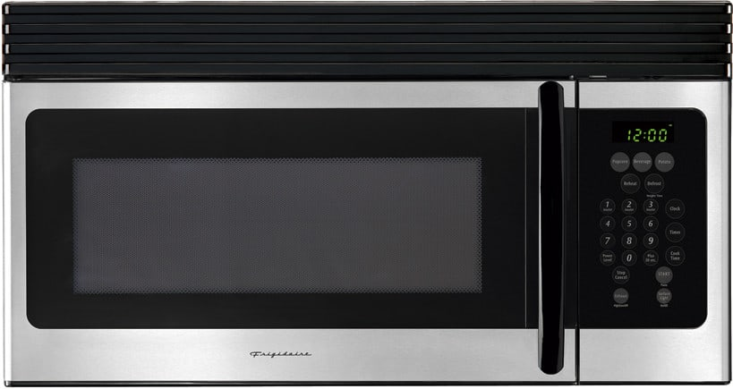 Frigidaire Fmv157gc 1 5 Cu Ft Over The Range Microwave