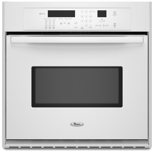 Whirlpool Gbs279pvq 27 Inch Single Electric Wall Oven With