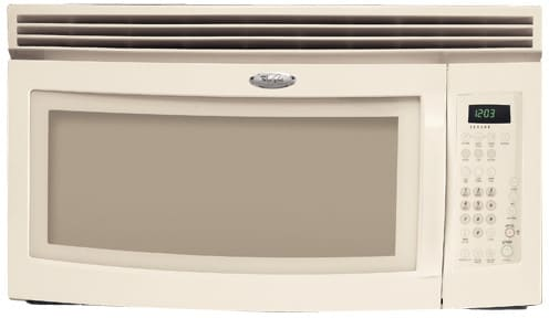 Whirlpool Gh5184xpt 1 8 Cu Ft Over The Range Microwave