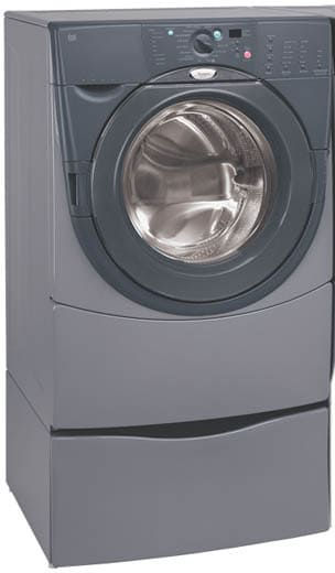 Whirlpool Ghw9400pl 27 Inch Duet Front Load Washer With 3