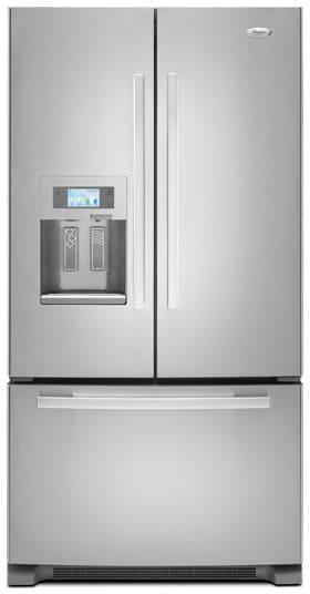 Whirlpool Gi7fvcxwy 27 0 Cu Ft French Door Refrigerator