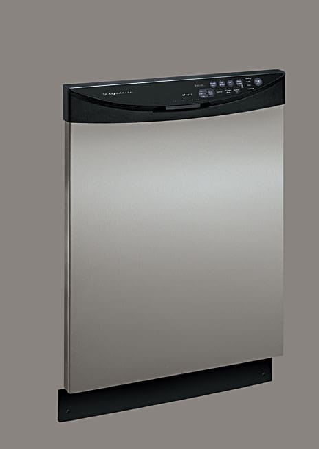 Frigidaire GLD2250RDC Full Console Dishwasher with 5 Cycles & 9 ...