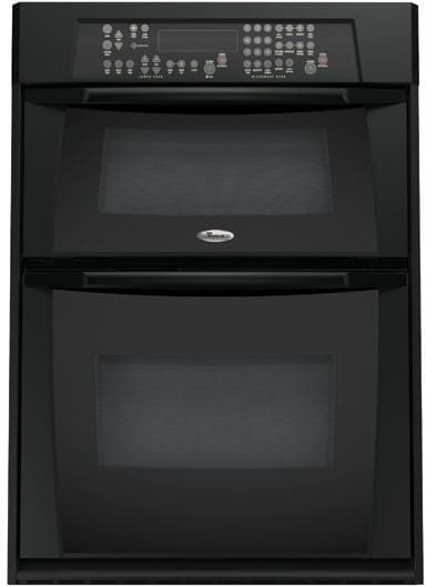 Whirlpool Gmc305prb 30 Inch Built In Microwave Combination