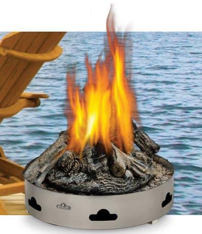 Napoleon GPFN1   Patioflame Outdoor Gas Fireplace ...