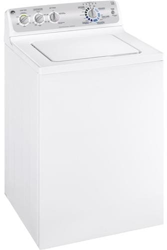 Ge Gtwn4250mws 27 Inch Top Load Washer With 3 6 Cu Ft