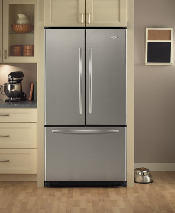 Whirlpool GX5FHTXTS 24.8 Cu. Ft. French Door Refrigerator