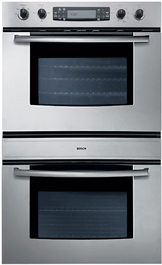 Bosch Hbn5055auc 27 Inch Double Electric Wall Oven With