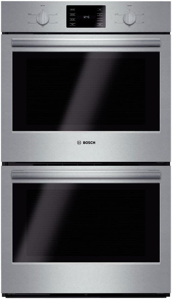 Bosch 500 Series Hbl5551uc 30 Double Electric Wall Oven