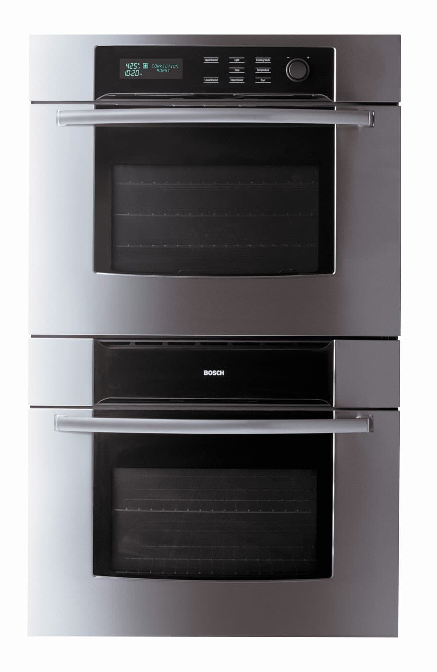 Bosch Hbl755auc Double Electric Wall Oven With Genuine