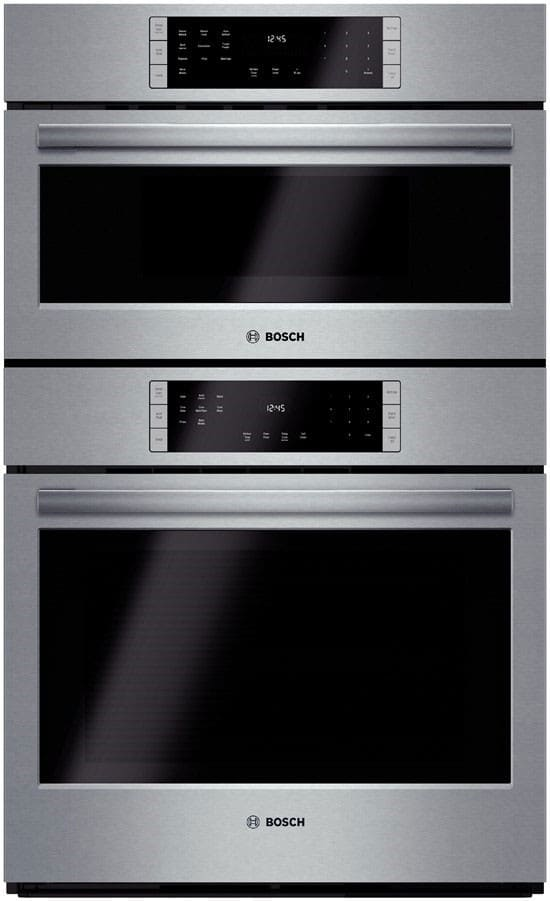 Bosch Hbl8751uc 30 Inch Speed Combination Wall Oven With