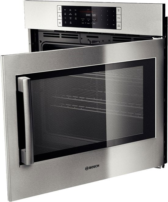 Bosch Hblp451ruc 30 Inch Single Electric Wall Oven With 4
