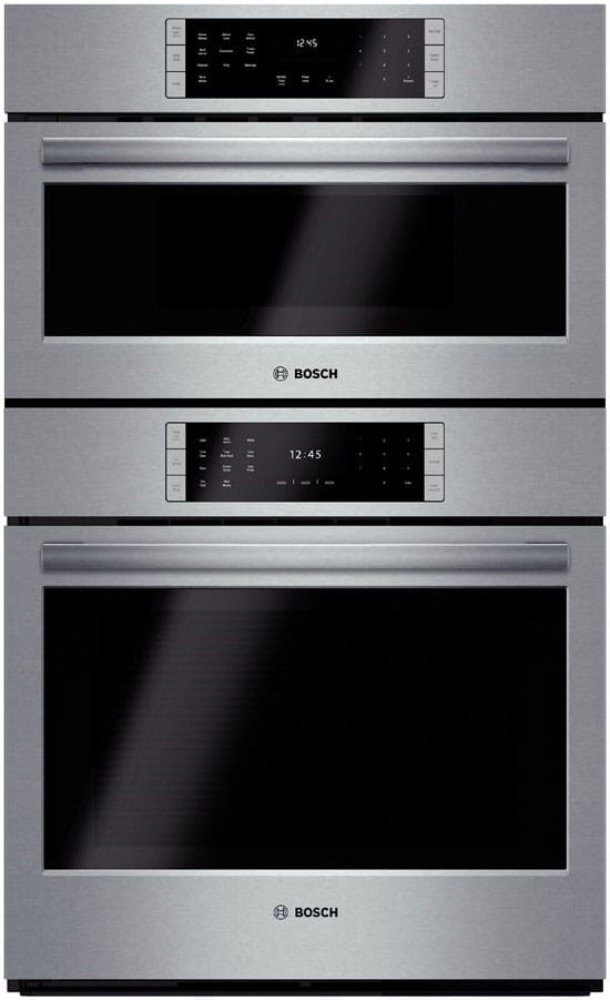 Bosch Hblp751uc 30 Inch Speed Combination Wall Oven With