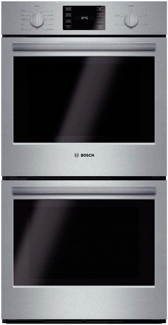 Bosch Hbn5651uc 27 Inch Double Electric Wall Oven With 4 1