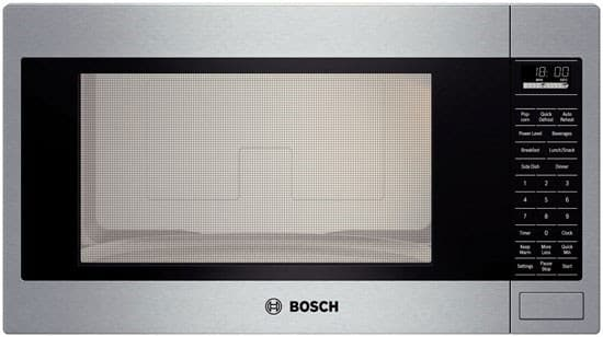 Bosch Hmb5051 24 Inch Built In Microwave Oven With