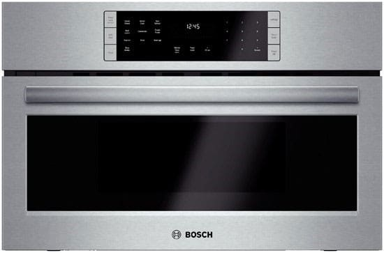Bosch Hmc80151uc 30 Inch Speed Oven With True Convection