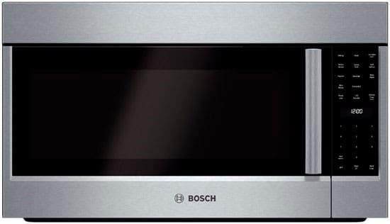 Bosch 800 Series Hmv8052u 30 Over The Range Microwave