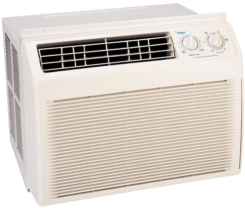 haier air conditioner installation instructions