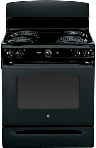 Ge Jbs45dfbb 30 Inch Freestanding Electric Range With Dual
