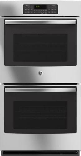 Ge Jk3500sfss 27 Inch Double Electric Wall Oven With 8 6