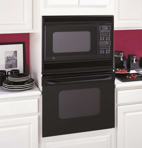 Ge Jkp86bfbb 27 Inch Built In Combination Microwave Double