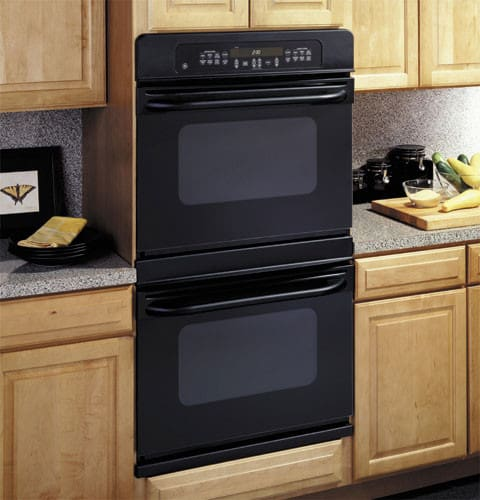 Ge Jtp48bfbb 30 Inch Double Electric Wall Oven With Self