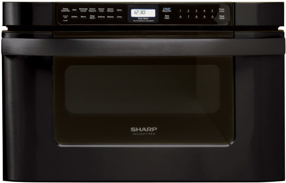 Sharp Kb6524pk 24 Inch Built In Microwave Drawer With 1 2
