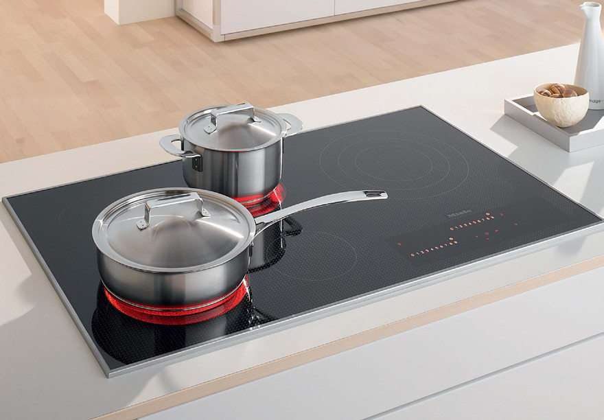 Miele Km5860240 36 Inch Electric Smoothtop Cooktop With 5