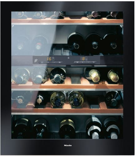 Miele Kwt4154ug1r 24 Inch Undercounter Dual Zone Wine