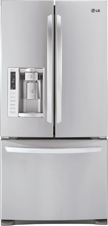 Lg Lfx25978 24 9 Cu Ft French Door Refrigerator With 4