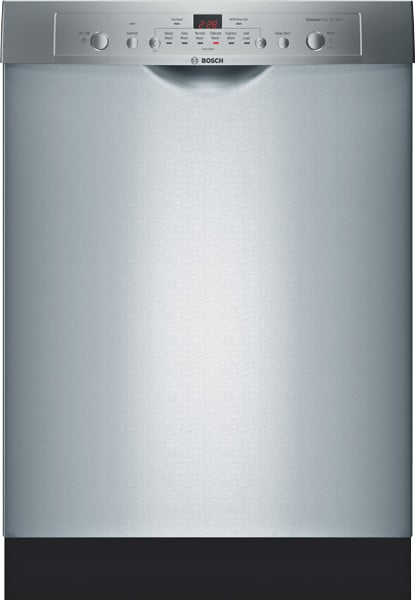 Bosch She3ar75uc 24 Inch Full Console Dishwasher With 24 7