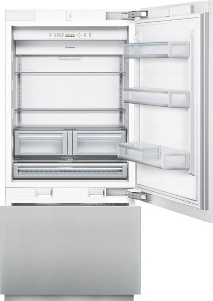 Thermador T36ib800sp 36 Inch Built In Flush Bottom Freezer