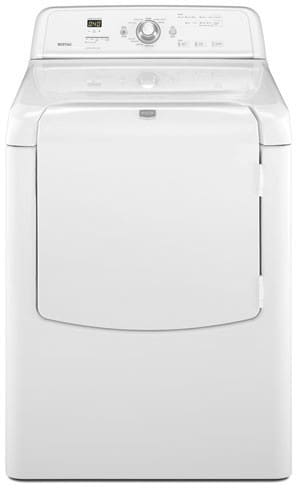 Maytag Medb400vq 29 Inch Electric Dryer With 7 3 Cu Ft Supersize