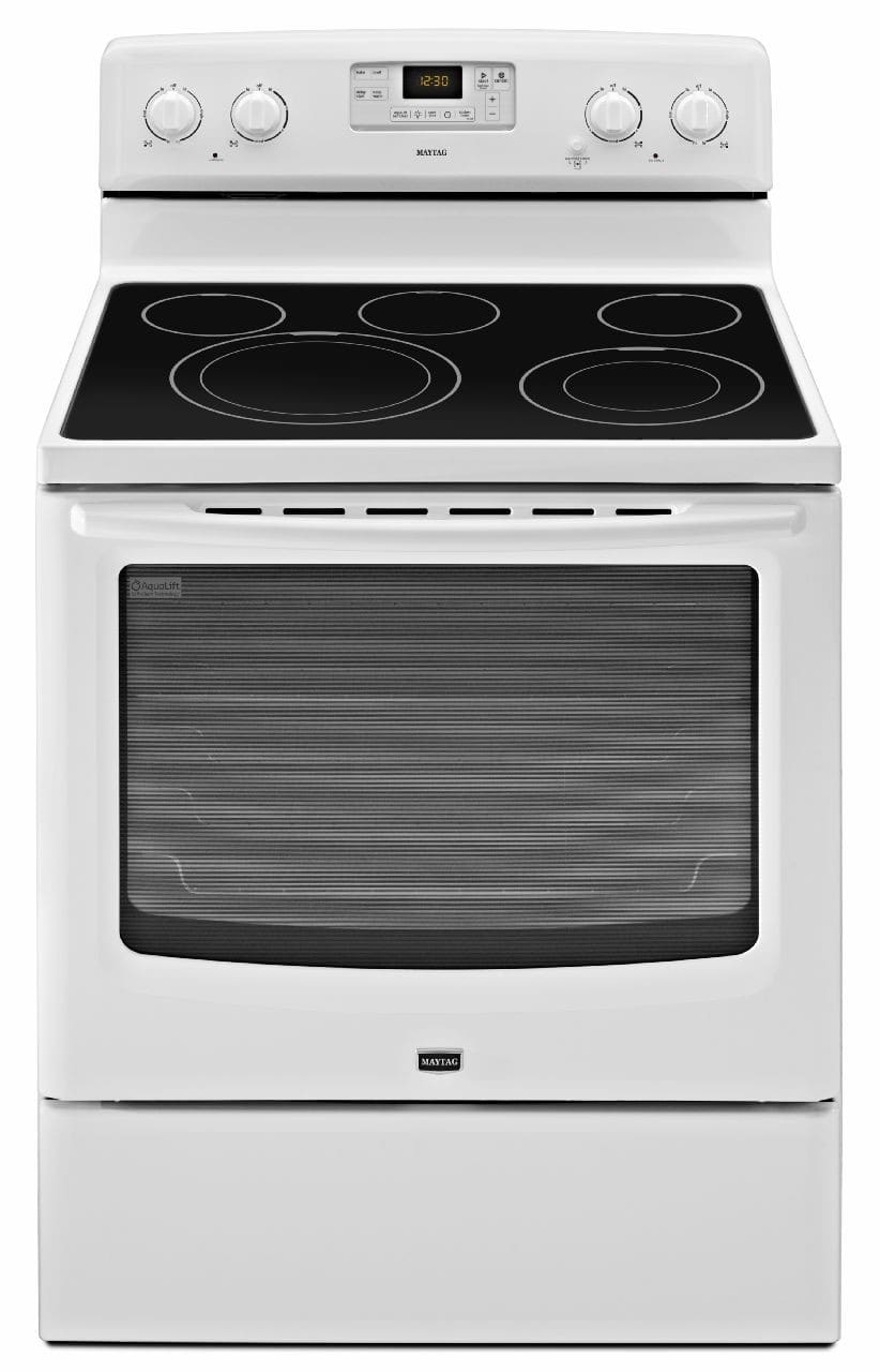 maytag self cleaning oven instructions