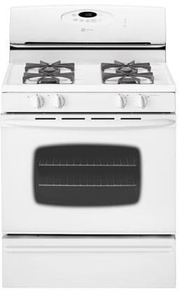 Maytag Mgr4452bdw 30 Inch Freestanding Gas Range With 4