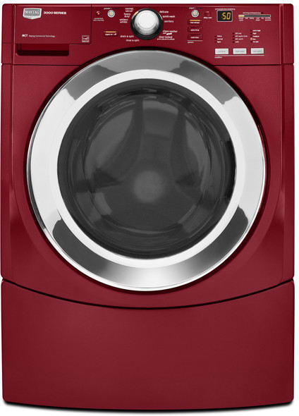 Maytag Mhwe300vf 27 Inch Front Load Washer With 4 0 Cu Ft