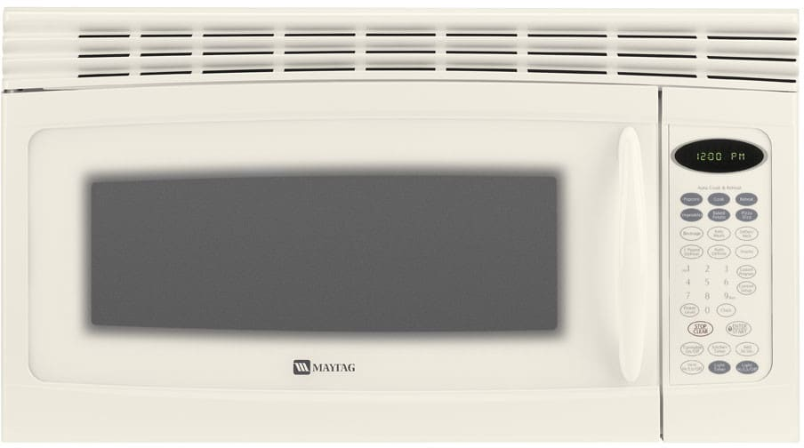 Maytag Mmv4205baq 2 0 Cu Ft Over The Range Microwave