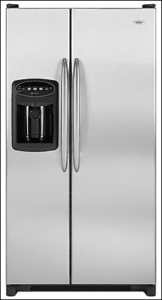Maytag Msd2651hes 26 Cu Ft Side By Side Refrigerator