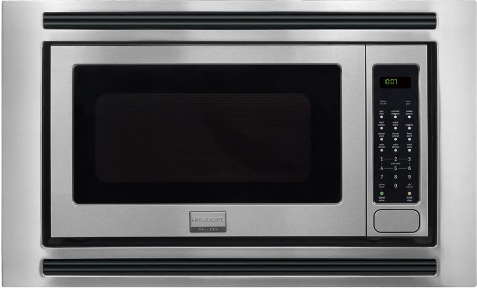 Frigidaire Gallery Series Fgmo205kf Stainless Steel With Built In Trim Kit