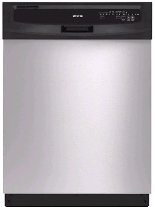 Maytag Mdb4630aws Full Console Dishwasher With 5 Wash