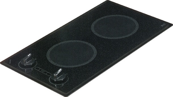 Kenyon B41596 12 Inch Smoothtop Electric Cooktop With Two