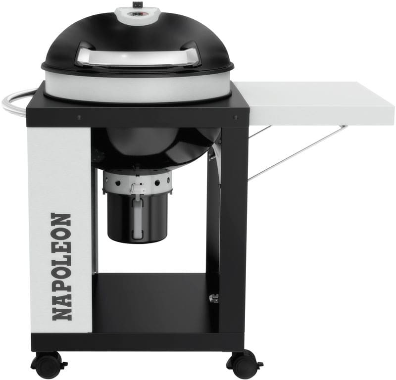 Napoleon Rodeo Series NK22CKC   Charcoal Kettle Grill With Cart ...