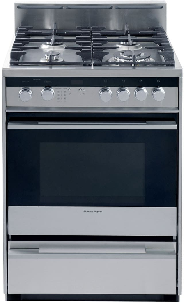 Fisher Amp Paykel Or24sdmbgx1 24 Inch Pro Style Gas Range