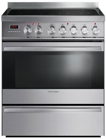 Fisher Amp Paykel Or30sdpwsx1 30 Inch Freestanding Smoothtop