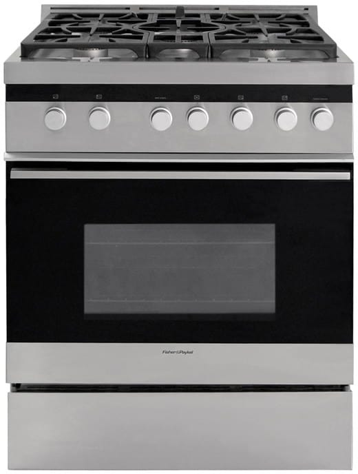 Fisher Amp Paykel Or30sndgx1 30 Inch Freestanding Gas Range